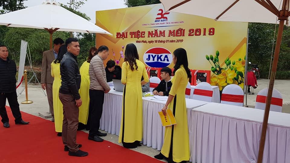 Dịch vụ thi công sân khấu sự kiện tại Ninh Bình