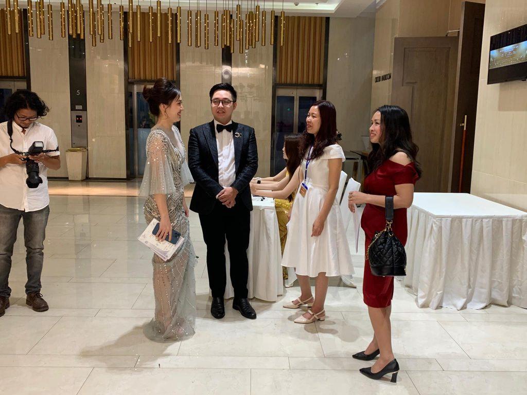 tổ chức sự kiện tại Ninh Bình