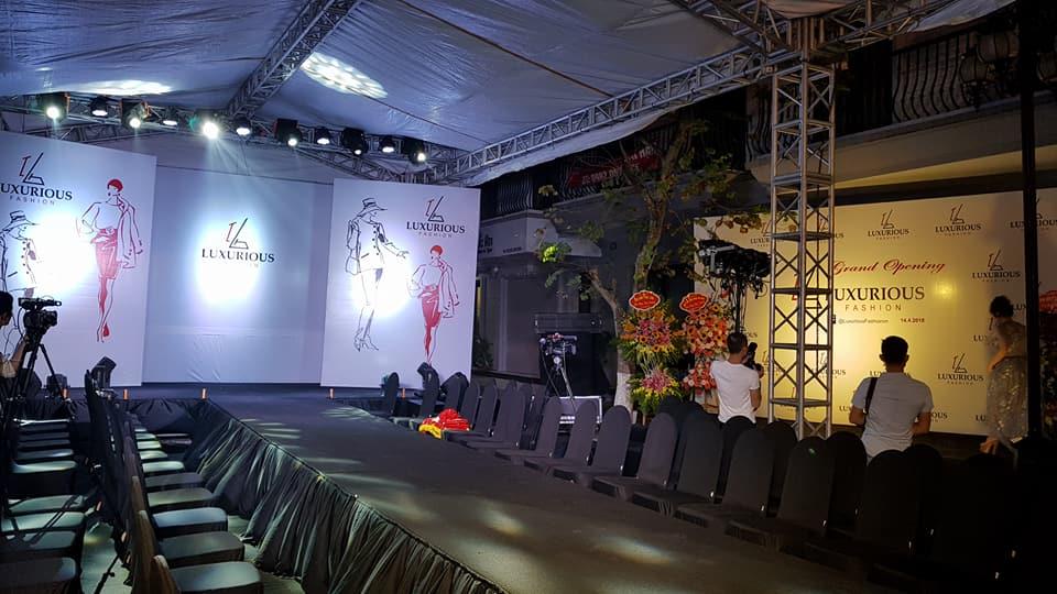 tổ chức sự kiện tại Phú Thọ